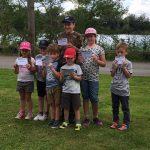 Festival Family Fishing Match